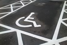 Car Park Painting
