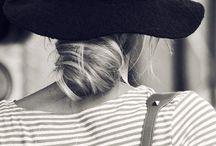 coiffure chapeau