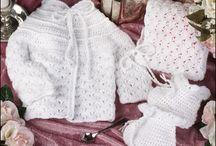 Baby crochet one