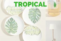 Home: Tropical & Nautical