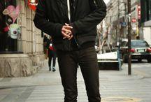 Korean Fashion Man