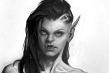 Character Inspo - Irmagard