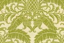Ooh La La Wallpaper, Fabrics & Drapes / by von Hemert Interiors