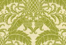 Ooh La La Wallpaper, Fabrics & Drapes / by von Hemert Interiors