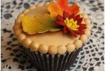 Fall Cake/Cupcake ideas