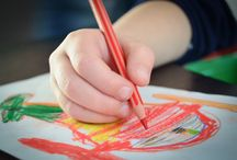Benefits of Coloring for Kids / There are so many benefits that coloring can bring to children.