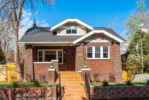 773 Josephine Street Denver, CO / Contemporary comfort and a convenient location will help you fall in love with this completely remodeled six bedroom, 4.5 bath, 4,251 square foot Bungalow nestled along a tree-lined street in Denver's well-established Congress Park neighborhood. Offered at $1,099,000