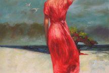 Το κόκκινο φουστάνι...
