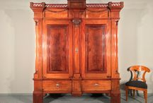 Klassizismus, Biedermeier & Empire Möbel / Furniture / Antike Möbel aus dem Klassizismus, Biedermeier und Empire / Antique furniture from classicism, Biedermeier and Empire