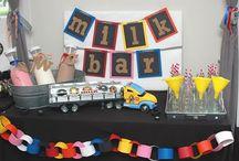 Birthday Party Ideas / by Drema Smith