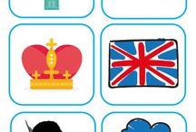 English for kids - Memory game