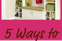 Home Tips & Quick Fixes / by Meghan Dunning
