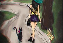 ஐ my art { megan garnett art } / (Art by me) | Megan Garnett Art   http://meganellyseart.tumblr.com