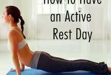 Recovery/Rest exercises / by Danielle Schipper
