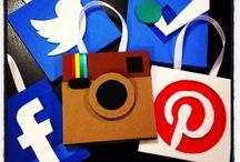 Knutselen social media