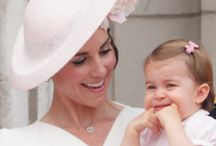 Princess Charlotte / News, photos and features about Princess Charlotte and the royal family.