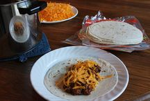 Food: Make Ahead / Crock pot recipes & freezer meals. Canning and preserving recipes are on the Homesteading board.