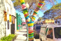 City knit & Yarn shops