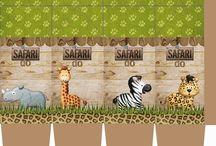 Safari e Dinossauros