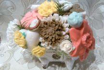 mydlové dekorácie