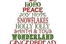 tulostettavia joulujuttuloita