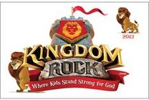 VBS kingdom rock