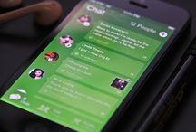UI App / by Thiago Cardoso