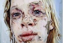 studies - paintings/drawings