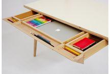 Furniture - worstation / Escrivanha, móveis, smart desk