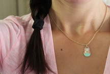 Jewelry / by Danielle Stetzel