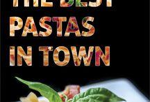 The Best Pastas in Town