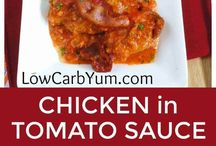 Low Carb Family Meal Recipe Ideas