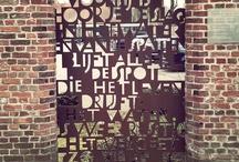 Typography|Street.