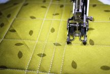 Quilting stitching ideas