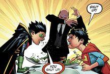 Bat & Super