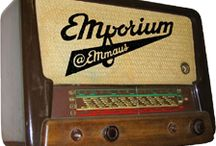 Emporium @emmaus / For the best in Vintage, retro & collectables  Now open in the Secondhand superstore building