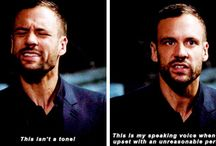 """Agents of S.H.I.E.L.D. / """"we are not agents of nothing we are agents of shield and that carries a weight"""""""