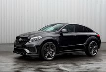 MyMercedes-AMG GLE Coupé 63 και 63 S tuned by TopCar