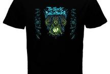 The Black Dahlia Murder Band 2 Side Black T-shirt