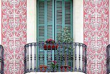 Balcony & Window Design & Fence / Balcony & Window Design (발코니&창문 디자인)