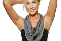 Infinity Scarfs Made in US