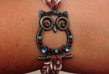 loom bracelets / by Jenn Marie