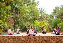 SUP Yoga & Health Retreat / Stand Up Paddle Surf retreats in Ibiza www.mornaretreatsibiza.com