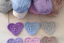 Lavori uncinetto e maglia