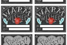 Printables / by Sharon Harnist