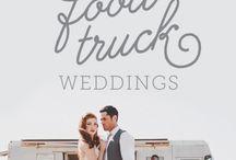 Wedding: Modern Foodie Wedding