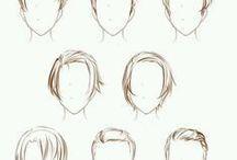 Drawings / @viria, Percy Jackson characters @princecanary Theo