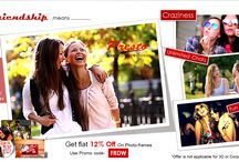 Friendship day 2014 / Frame Your 'Dosti Moments' With Presto Personalised Gifts