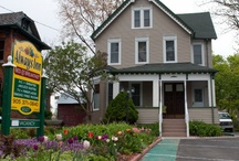 Always Inn Bed and Breakfast / Your home away from home in Niagara Falls / by Always Inn Bed & Breakfast