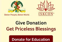 Donate for Education -ISKCON / The bgis modal of education is based on Indian Gurukula style of education adapted to contemporary societal needs. A world-class infrastructure will be developed for more than 600school students and 400 college students. Be Generous; Come Forward; Support a Child by Contributing towards his Education!!! http://newbgis.org/index.html